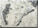 Pedra artificial preta de mármore para a bancada de quartzo