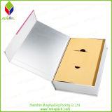 Cadre de bijou magnétique de empaquetage Livre-Shaped pour le collier