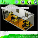 Plegable 2 dormitorio casa prefabricadas (XYJ-01)