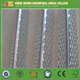 45mmx45m m galvanizado esquina del grano del metal de fábrica