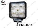 48W LED de Road Light, 10-30V para ATV SUV 4WD 4X4 LED Driving Lamp, LED Work Lights