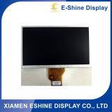 TFT tactile de haute luminosité de résolution de 7 pouces 800X480 avec écran tactile capacitif