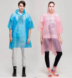 Wegwerfmann-Entwurfs-Regen-Mantel