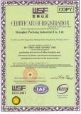 Bureau Premium de cadre en alliage d'aluminium (PS-P80-quatre personne)