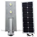 Réverbère solaire extérieur de la lumière DEL de qualité de prix concurrentiel d'usine