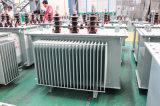 transformador de potência amorfo Oil-Immersed da liga da Cheio-Selagem 10kv