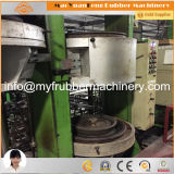 Motorcycle Bicycle Tyre를 위한 고무 Molding Press Machine