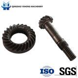 Ingranaggi conici di spirale del metallo di precisione BS5004 11/29 in asse di azionamento anteriore per il grande attrezzo del trattore