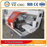 Kleine metallschneidende Drehbank CNC-Ck0625
