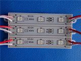5050 Brede Openlucht LEIDENE van het Gebruik 3LEDs Module voor Verdelers