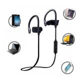 Trasduttore auricolare senza fili stereo del Mic della cuffia avricolare di Bluetooth di sport per funzionamento del pareggiatore