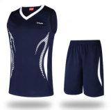 Estilo sublimado completo de los uniformes del baloncesto nuevo al por mayor
