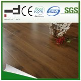 Acristalamiento de superficie de cristal de 8 mm de estilo Impermeable al agua Eco Friendly Laminated Flooring