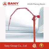 Спайдер Sany Hg28 28m взбираясь устанавливая заграждение