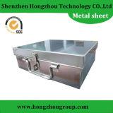 El metal de hoja modificado para requisitos particulares enmarca la fabricación para las cabinas