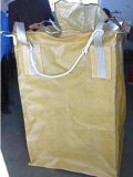 Мешок PP померанцовой ткани большой сплетенный
