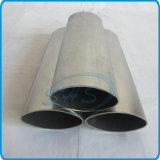 Câmara de ar oval do aço inoxidável para a tabela de funcionamento