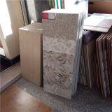 Bella riga mattonelle di ceramica della vita del fiore per la parete