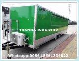 2017 type neuf machine de casse-croûte/camions mobiles de nourriture camion de restauration