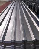 0.14-0.8mmの熱い浸された電流を通された鋼鉄波形シート