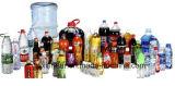 Automatischer Plastikflaschen-Blasformen-Maschinen-Strangpresßling-durchbrennenmaschine