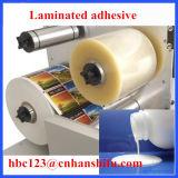 Laminazione adesiva bianca della Documento-Plastica del lattice