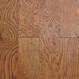 Le bois de plancher couvre de tuiles le plancher en bois machiné diverse par substance de chêne