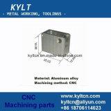 Anodisation en aluminium de matériel d'usine en aluminium/placage de chrome/zinc usinant la commande numérique par ordinateur