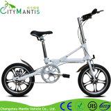 Bewegliches faltbares Aluminiumfahrrad ein Sekunden-faltendes Fahrrad