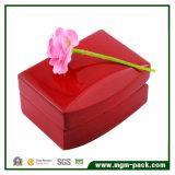 Caixa de joalharia de madeira colorida de alta qualidade e quente