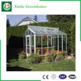 [فنلو] نوع دفيئة زجاجيّة لأنّ يزرع خضرة/زهرات