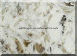 Da pedra artificial por atacado de quartzo de China superfície contínua para a bancada