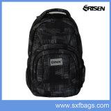 Form-bunter Rucksack-Beutel für Schule, Laptop, wandernd, Arbeitsweg