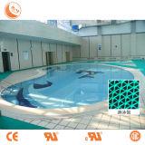 Estera anti del PVC S del resbalón para la cocina del cuarto de baño, piscina