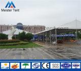 Grande tenda della più nuova fiera commerciale
