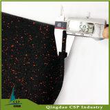 Половой коврик Crossfit анти- выскальзования резиновый в крене