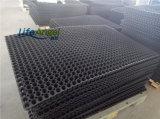 циновки резиновый кольца предохранения от травы 1000*1000*15mm