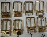 方法バックルのベルトのためのカスタム方法人の金属のベルトの留め金