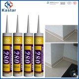 La construcción Purposes el calafateo blanco, sellante de acrílico (Kastar280)
