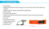 "Poe 4.3 "" TFT LCD를 가진 휴대용 IP Camera CCTV Video Monitor Tester"
