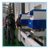 Saldatrice del PVC delle tre teste per il portello della finestra del PVC che fa macchina