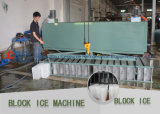 Fabricante comercial de Icee do bloco de 3000 quilogramas para refrigerar