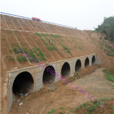 Q235 Material Corrugated Pipe Culvert per Highway