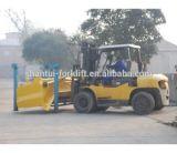 Un carrello elevatore pesante da 5 tonnellate da vendere