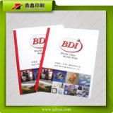 Bdi portant l'impression promotionnelle de manuel/brochure