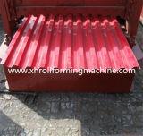 Rullo dello strato delle mattonelle di colore che forma macchina nel Russo