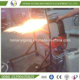 Brûleur à gaz naturel d'utilisation de chaudière à eau chaude
