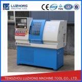 판매를 위한 마이크로 자동적인 CK6125 CNC 선반 기계