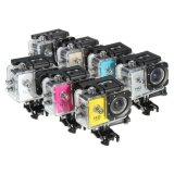 Enregistreur vidéo de casque d'appareil-photo de WiFi de sport de HD imperméable à l'eau