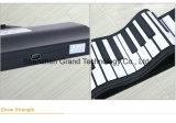 88 het Flexibele Broodje van het Silicium van sleutels op Piano